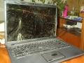 Upadły laptop