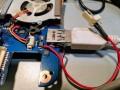 Zapożyczenie zasilania z USB