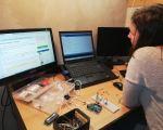 Stanowisko elektroniczno-Arduinowe